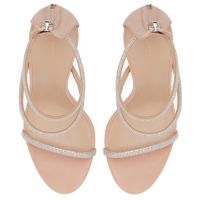 HARMONY STRASS - Pink - Sandals