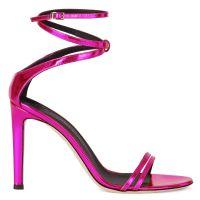 CATIA - Fucsia - Sandals