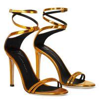 CATIA - Bronze - Sandals