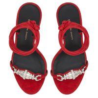 THAIS - Red - Sandals