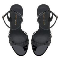 YLENIA - Black - Sandals