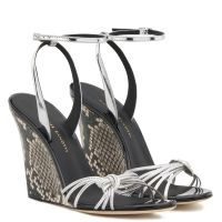 YLENIA WEDGE - Silver - Wedges