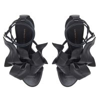LILIUM - Black - Sandals