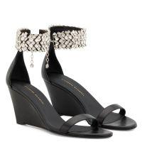 ELETTRA - Black - Sandals