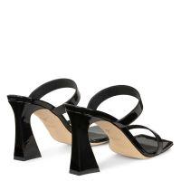 FLAMINIA - Black - Sandals