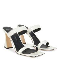 FLAMINIA - White - Sandals