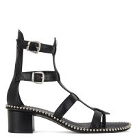 SPARTA - Black - Sandals