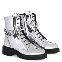DETROIT - Silver - Boots