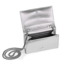 CLEOPATRA - Silver - Clutches