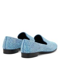 SEYMOUR - Blue - Loafers