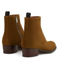 SHELDON - Brown - Boots