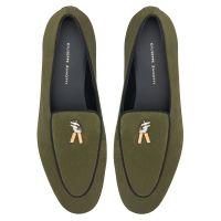 EDWYN - Green - Loafers