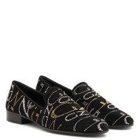 GZ GLAM - Black - Loafers