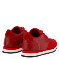 JIMI RUNNING - Red - Low top sneakers