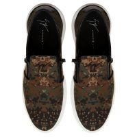 CONLEY ZIP - Multicolor - Loafers