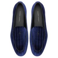 G-FLASH - Blau - Loafer