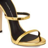 HARMONY - Gold - Sandals