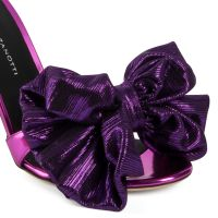 ARETHA - Fuxia - Sandals