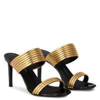 CLIZIA - Gold - Sandals