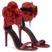 SIUXSIE - Red - Sandals