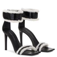 VANILLA WINTER - Black - Sandals