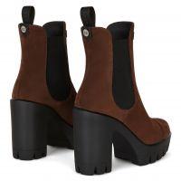 TONIX - Brown - Boots