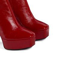 MORGANA - Rot - Stiefel