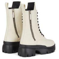 APOCALYPSE - White - Boots