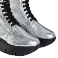 APOCALYPSE - Silver - Boots