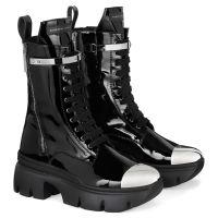 APOCALYPSE METAL - Black - Boots