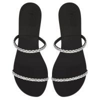 MAURITIA 40 - Black - Sandals