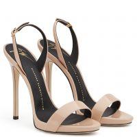 SOPHIE - Beige - Sandals