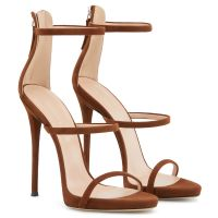 HARMONY - Brown - Sandals