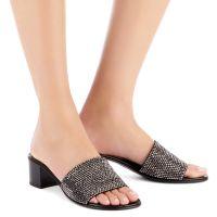 Adelia 50 - Black - Sandals