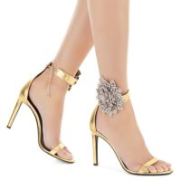 FLEUR - Gold - Sandals