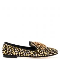 ROLANDA - Gold - Loafers