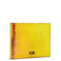 ALBERT - Orange - Wallets