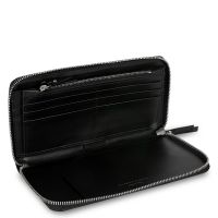 SAMUEL - Black - Wallets
