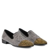 LEWIS CUP - BLack - Loafers
