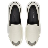 CONLEY - White - Loafers
