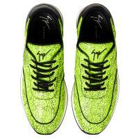 JIMI RUNNING - Yellow - Low top sneakers