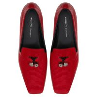 ELIO DICE - Red - Loafers