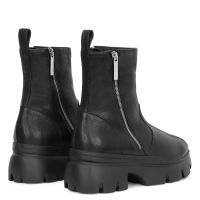 APOCALYPSE ZIP - Black - Boots