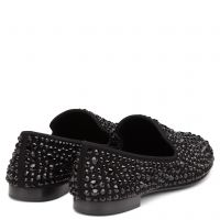 DAVID - Black - Loafers