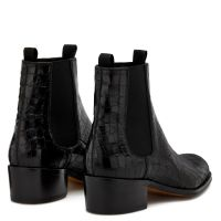 ABBEY - Black - Boots