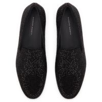 LEWIS - Black - Loafers