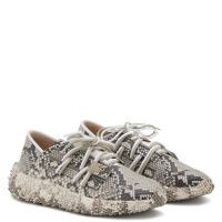 URCHIN - Gris - Sneakers basses