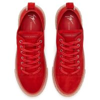 BLABBER JELLYFISH - Red - Low top sneakers