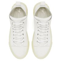 BLABBER JELLYFISH - Blanc - Sneakers montante