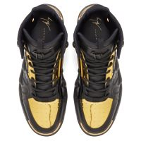 TALON - Gold - High top sneakers
